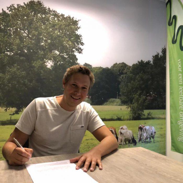 Eeckhof verwelkomt Jeroen Vulker als nieuwe werknemer!