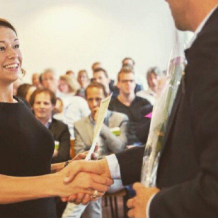 Een nieuwe collega bij Eeckhof, Monique Veelers