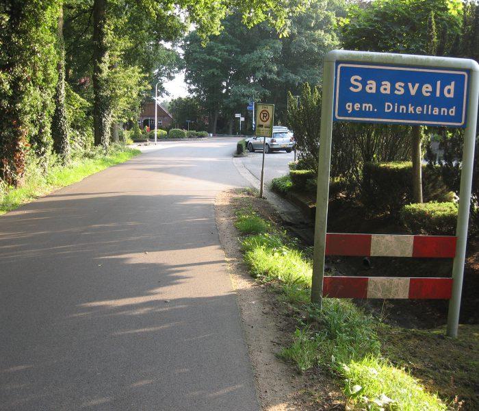 Dorpsproces in Saasveld; voorzieningen en maatschappelijk vastgoed